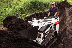 New Mini Track Loaders