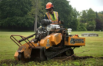 BANDIT ZT1844 STUMP GRINDER