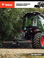 Compact Tractor Implement Guide