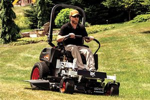 Bobcat Zero Turn Mowers North Texas